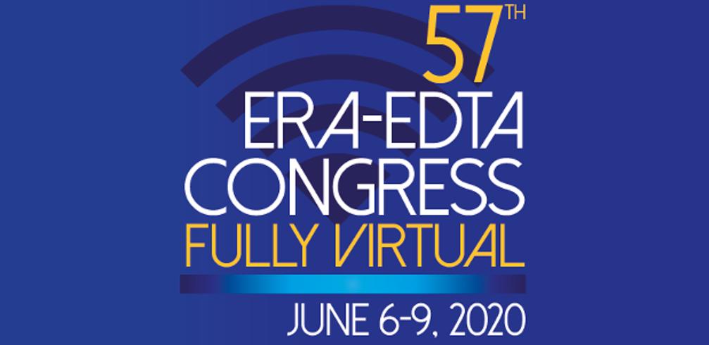 Participation at the 57th ERA-EDTA Congress Virtual Exhibition